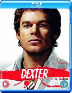 Dexter - Seizoen 3 - Compleet