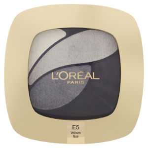 L'Oreal Paris Color Riche Quad E5 Incredible Gray