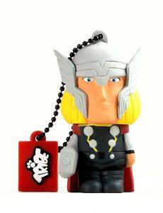 Tribe Marvel Avengers USB Flash Drive 8GB - Thor Figure