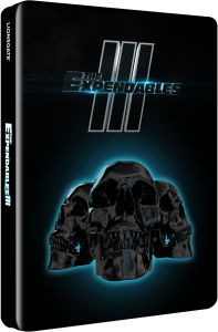 The Expendables 3 - Zavvi Exclusive Limited Edition Steelbook (Includes UltraViolet Copy) (UK EDITION)