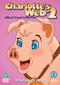 Charlottes Web 2 - Wilburs Great Adventure - Big Face Edition
