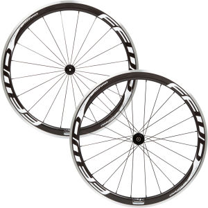 Fast Forward F4R Clincher Wheelset White DT Swiss 240 Hubs