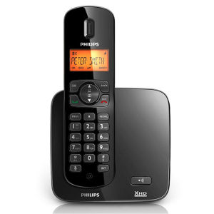 Philips CD1701B/05 Single DECT Phone Pack