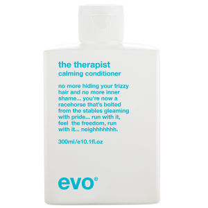 Après-shampooing apaisant Evo The Therapist (300ml)
