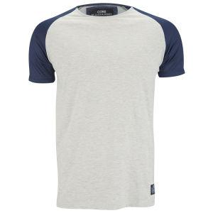 Jack & Jones Men's Kirk T-Shirt - Grey