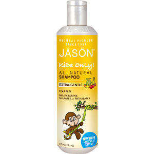Jason Kids Only! Extra Gentle Shampoo (517ml)