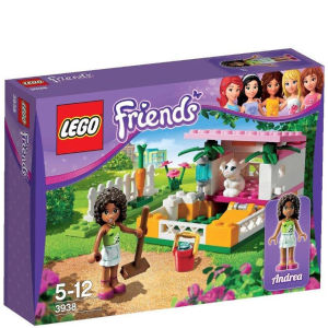 LEGO Friends: Andrea's Bunny House (3938)
