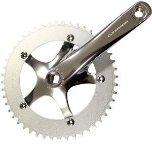 Token Alloy Track Bicycle Chainset