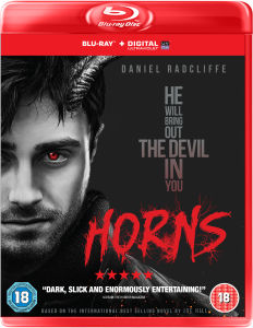 Horns (Inclusief UltraViolet Copy)