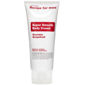 Recipe for Men - Super Smooth Body-Cream 200 ml