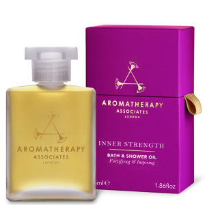 Aromatherapy Associates Inner Strength Bath & Shower Oil -kylpy- ja suihkuöljy (55ml)