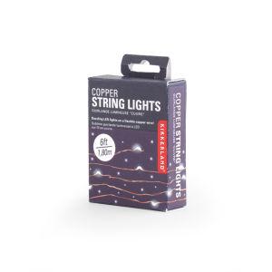 Copper String Lights: Image 5
