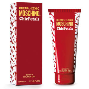Gel de baño Chic Petals de Moschino 200 ml