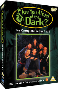 Are You Afraid Of The Dark? - Seizoen 1 en 2 - Compleet