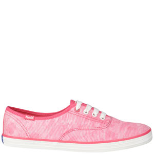 Keds Women's Champion Oxford Pumps - Faded Pink