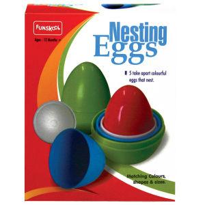 FunSkool Nesting Eggs