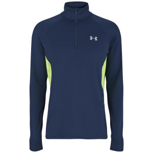 Under Armour Men's ArmourVent Run 1/4 Zip Top - Academy Blue