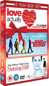 The Boat That Rocked / Love Actually / Notting Hill