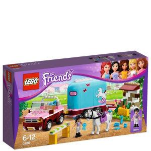 LEGO Friends: Emma's Horse Trailer (3186)