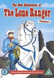The New Adventures of Lone Ranger - Seizoen 1