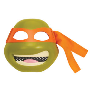 Teenage Mutant Ninja Turtles Deluxe Mike Mask