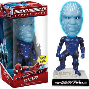 Amazing Spider-Man 2 Movie Spider-Man Electro Bobblehead