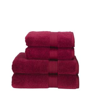 Christy Supreme Hygro Towels - Cherry