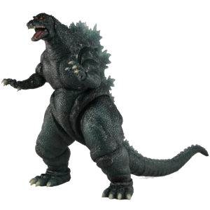 "NECA Godzilla - 12"" Head To Tail Action Figure - 1994 Burning Godzilla"