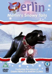 Merlins Snowy Tails