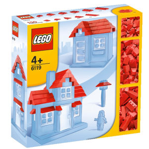 LEGO Bricks and More: Roof Tiles (6119)