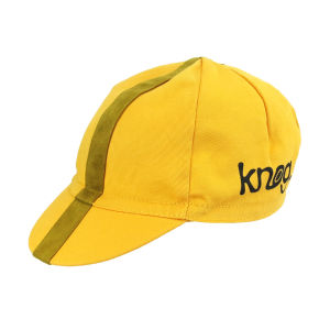 Knog Golden Boy Cycle Cap - Yellow