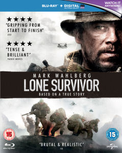 Lone Survivor (Bevat UltraViolet Copy)