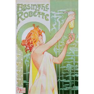 Absinthe Robette - Maxi Poster - 61 x 91.5cm