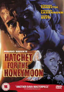 Hatchet For A Honeymoon