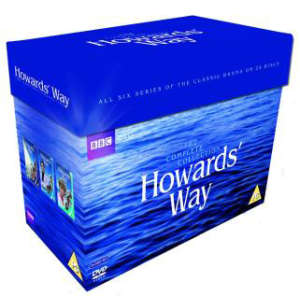 Howards Way - Complete Verzameling
