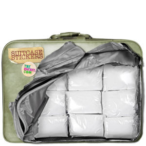 Suitcase Stickers - Sugar