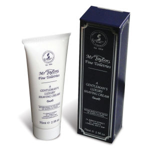Taylor of Old Bond Street Shaving Cream Tube (75 g) - Mr Taylor's