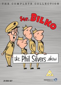 Sgt. Bilko: The Phil Silvers Show - The Complete Collection