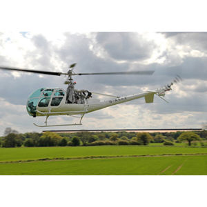10 Minute Helicopter Flight for Two Special Offer