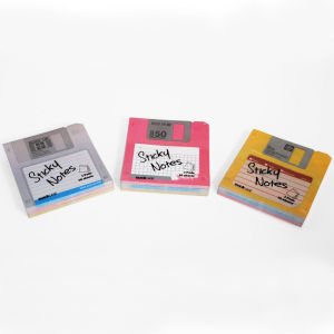 Floppy Disk Sticky Notes