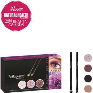 Bellápierre Cosmetics Get the Look Kit Purple Storm (Værdi: £81,94)