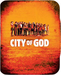 City of God - Steelbook Exclusivo de Zavvi (Edición Limitada)