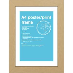 Oak Frame A4