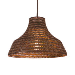 Graypants Work Pendant Lampshade - 12 Inch