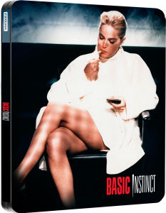 Basic Instinct - Zavvi Exclusive Limited Edition Steelbook (2000 Copies Only) (UK EDITION)