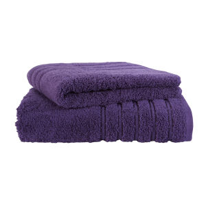 Kingsley Lifestyle Towel - Amethyst