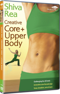Shiva Rea - Creative Core + Upper Body