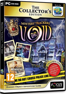 Mystery Trackers: The Void Collectors Edition