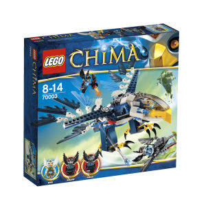 LEGO Legends of Chima: Eris Eagle Interceptor (70003)