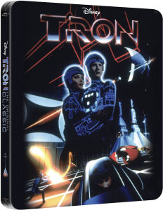 Tron - Zavvi Exclusive Limited Edition Steelbook (UK EDITION)
